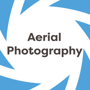 Drone photography button